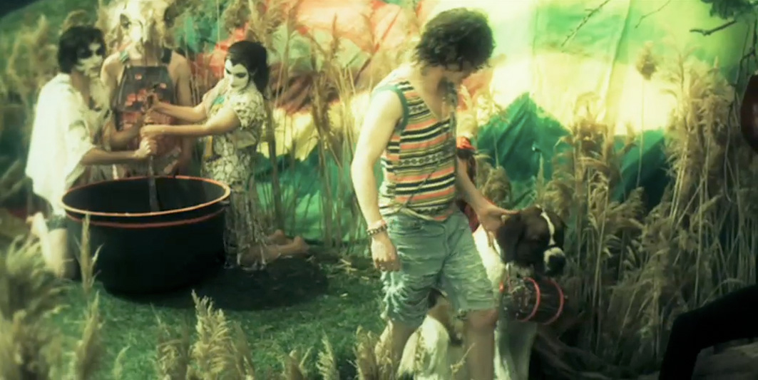 Stills From The Mgmt Music Video Electric Feel