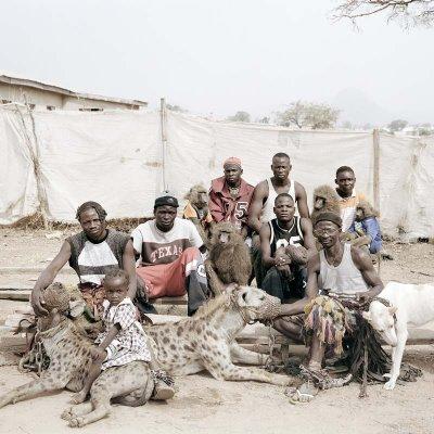 The Hyena Men of Abuja, Nigeria, 2005