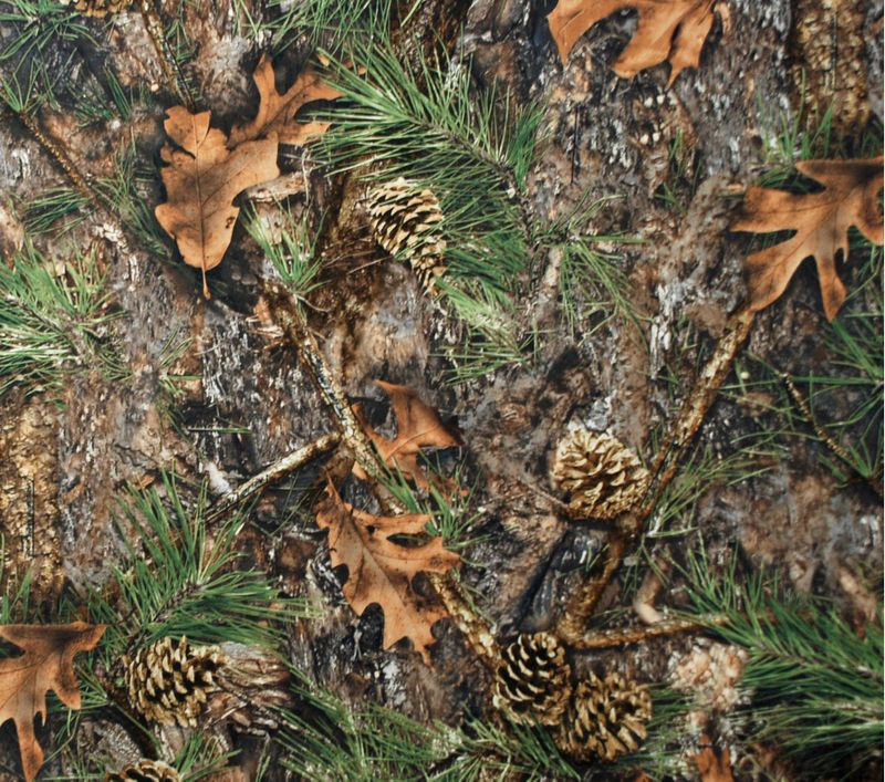 glamour and glitter camouflage patterns for hunting